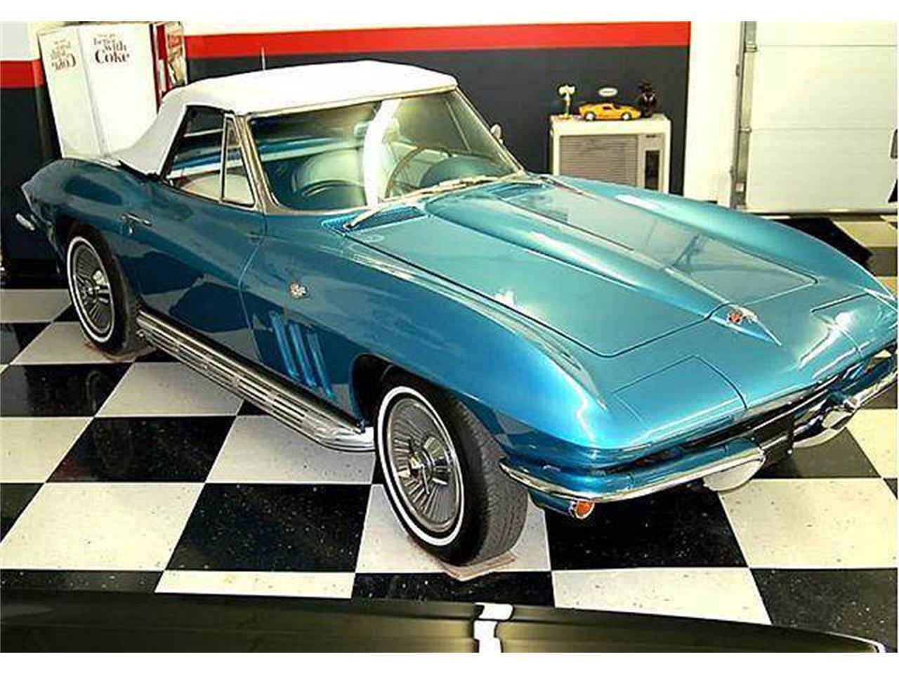 1965 Chevrolet Corvette (CC-1272106) for sale in Malone, New York