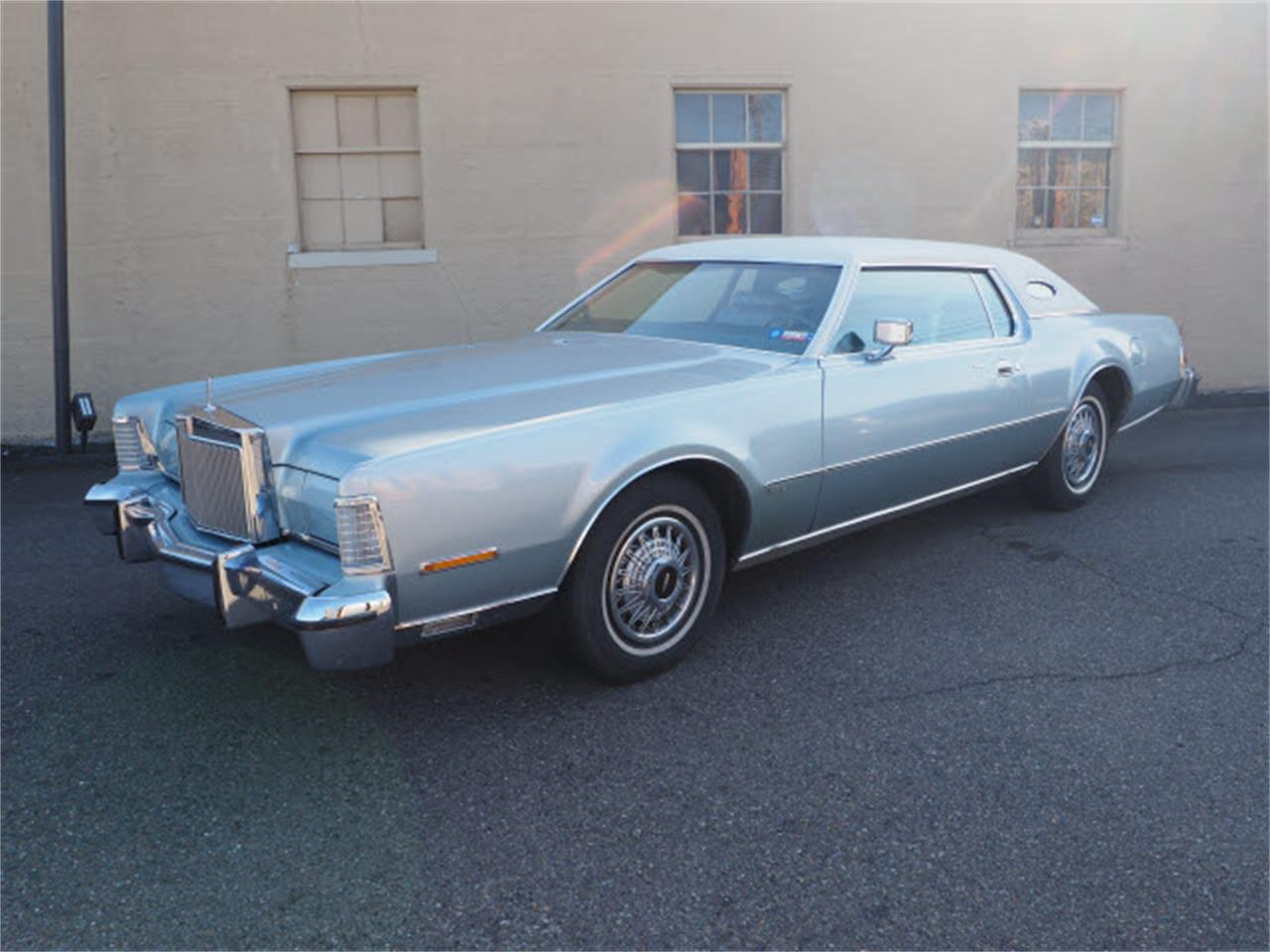 1974 Lincoln Continental (CC-1272120) for sale in Tacoma, Washington
