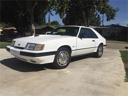 1986 Ford Mustang SVO (CC-1270213) for sale in Simi Valley, California