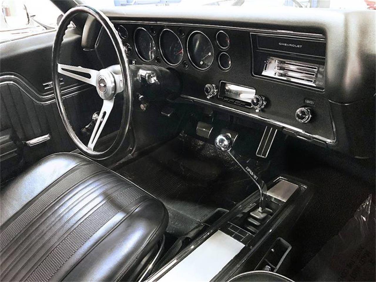 1970 Chevrolet Chevelle (CC-1272133) for sale in Burr Ridge, Illinois