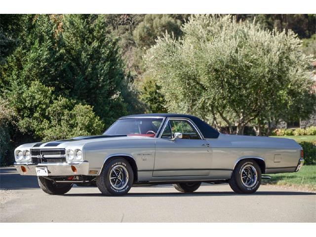 1970 Chevrolet El Camino (CC-1272138) for sale in Morgan Hill, California