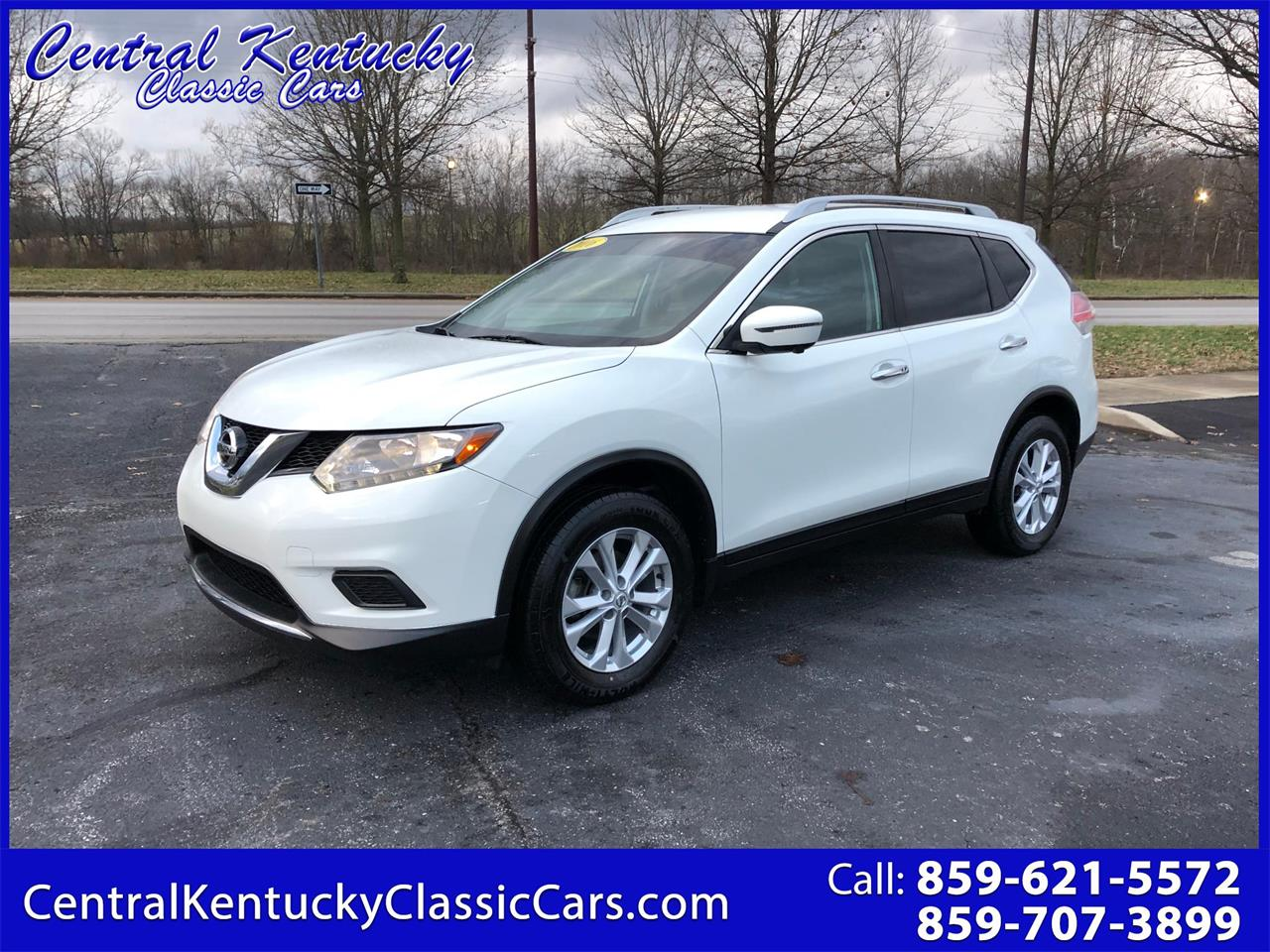 2016 Nissan Rogue (CC-1272139) for sale in Paris , Kentucky