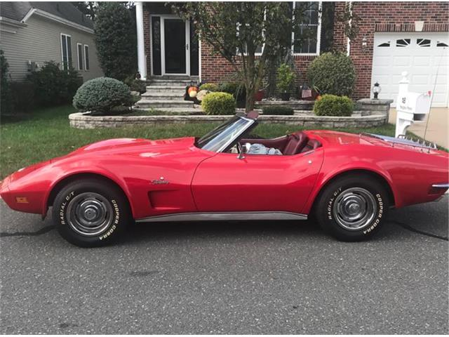 1973 Chevrolet Corvette (CC-1272150) for sale in Jackson, New Jersey