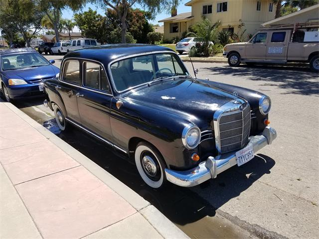 1960 Mercedes-Benz 190 (CC-1272151) for sale in Lompoc, California