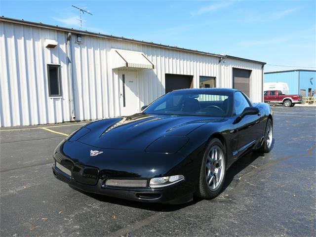 2003 Chevrolet Corvette Z06 (CC-1272158) for sale in Manitowoc, Wisconsin