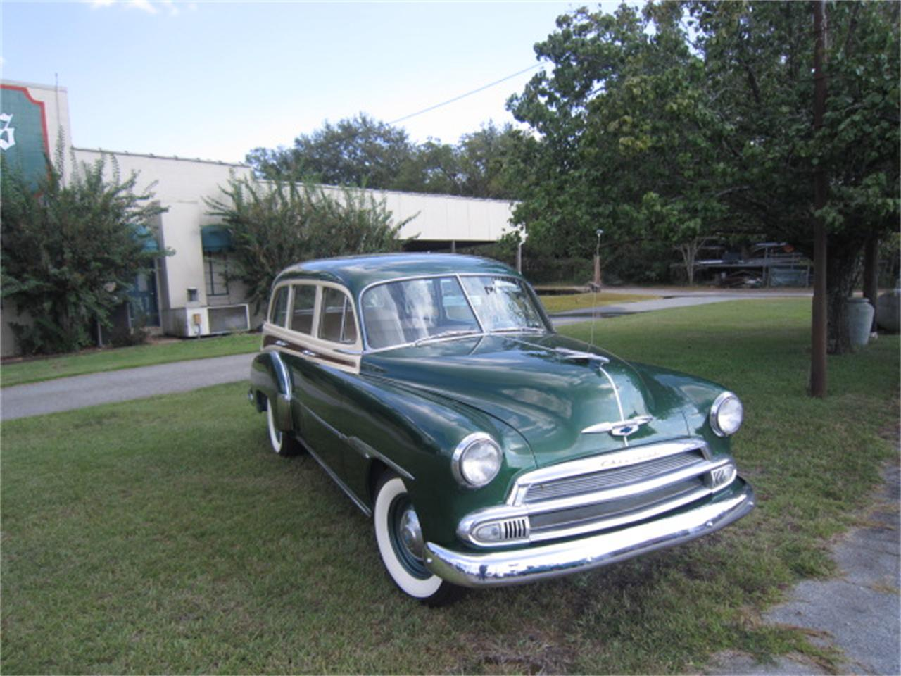 1951 Chevrolet Woody Wagon (CC-1272162) for sale in Tifton, Georgia