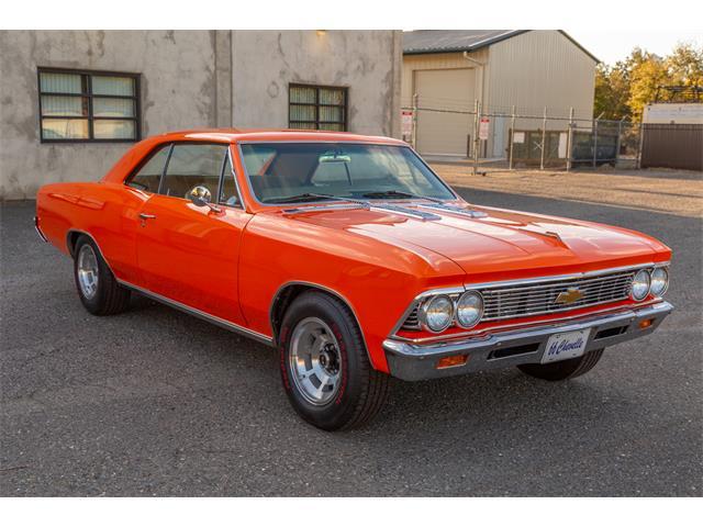 1966 Chevrolet Chevelle (CC-1272173) for sale in Anderson, California