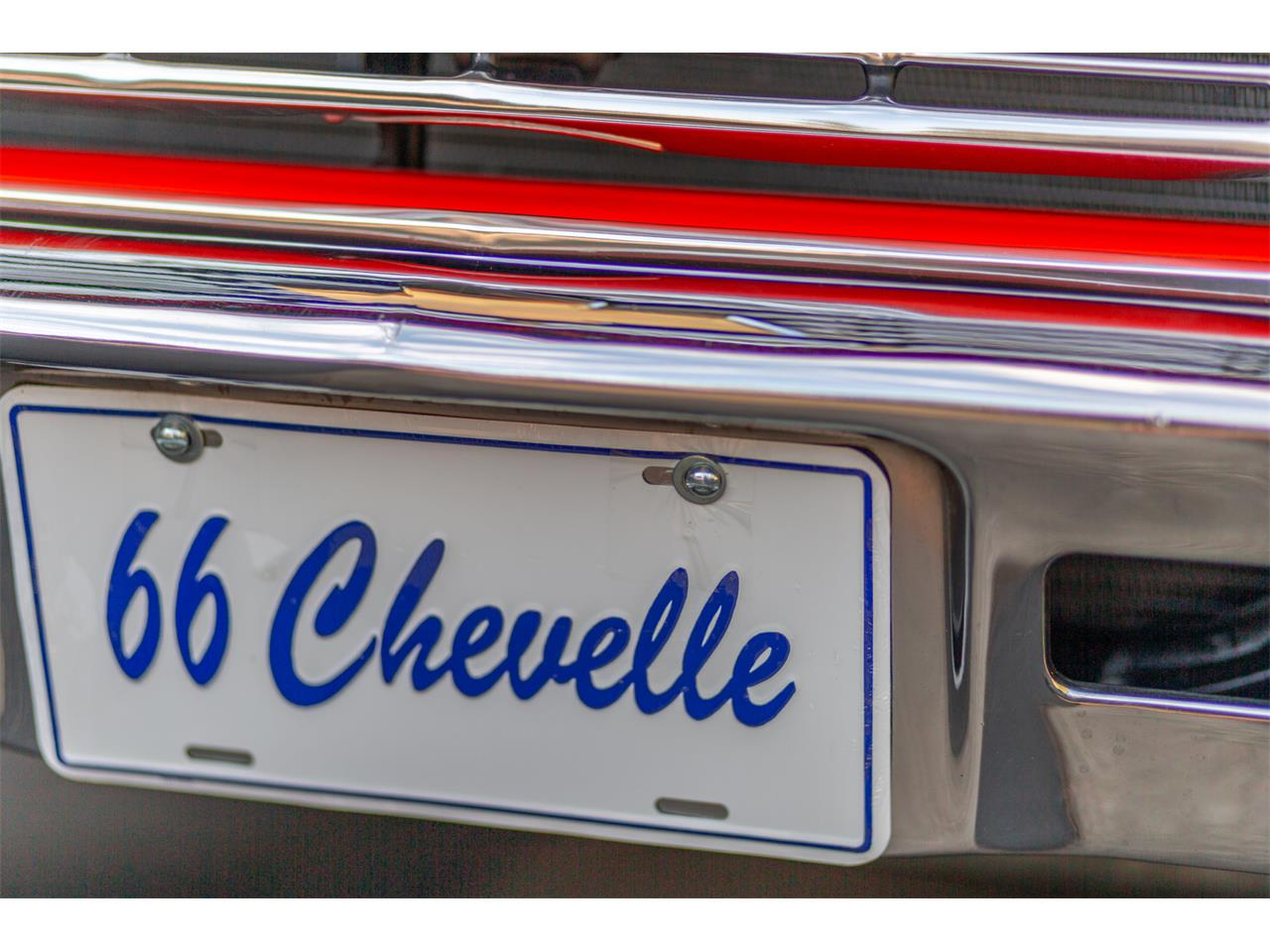 1966 Chevrolet Chevelle (CC-1272173) for sale in Anderson, California
