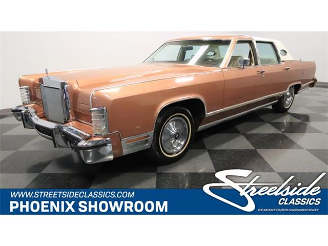 1978 Lincoln Continental (CC-1272191) for sale in Mesa, Arizona