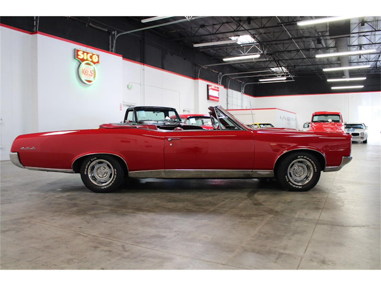 1967 Pontiac GTO (CC-1272198) for sale in Fairfield, California