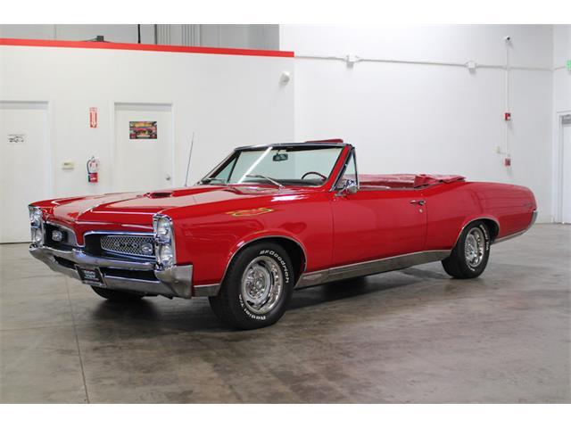 1967 Pontiac GTO (CC-1272198) for sale in Fairfield, California