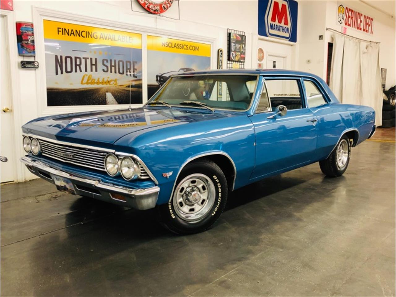 1966 Chevrolet Chevelle (CC-1272222) for sale in Mundelein, Illinois