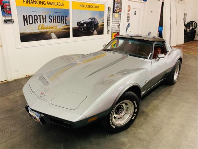 1978 Chevrolet Corvette (CC-1272223) for sale in Mundelein, Illinois
