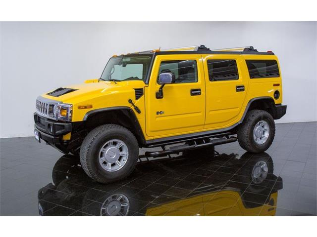 2003 Hummer H2 (CC-1272227) for sale in St. Louis, Missouri