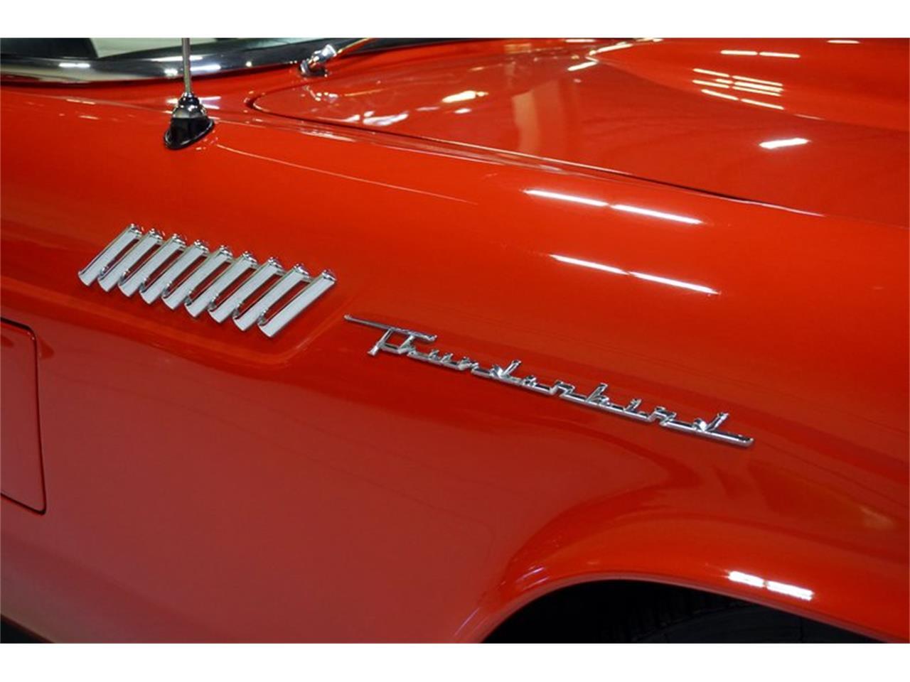 1957 Ford Thunderbird (CC-1272237) for sale in Solon, Ohio