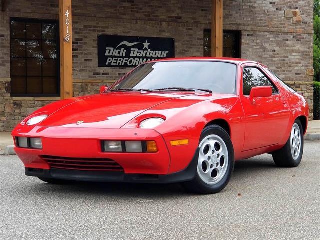 Classic Porsche 928 For Sale On Classiccarscom