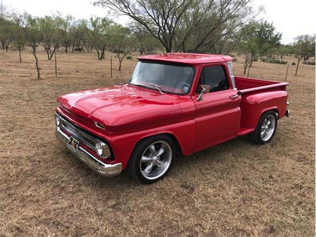 1966 Chevrolet C/K 10
