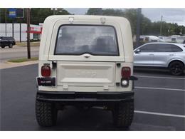 1981 Jeep CJ7 (CC-1272249) for sale in Biloxi, Mississippi
