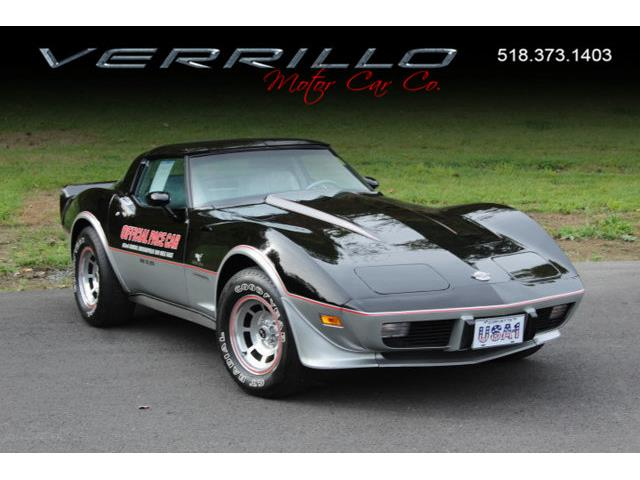 1978 Chevrolet Corvette (CC-1272258) for sale in Clifton Park, New York