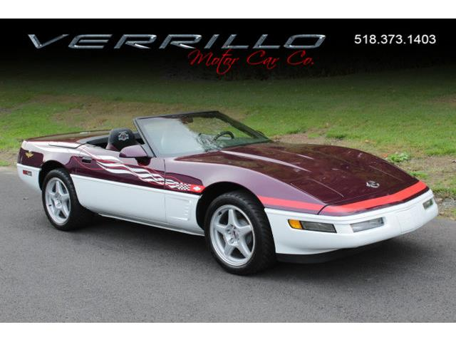 1995 Chevrolet Corvette (CC-1272260) for sale in Clifton Park, New York