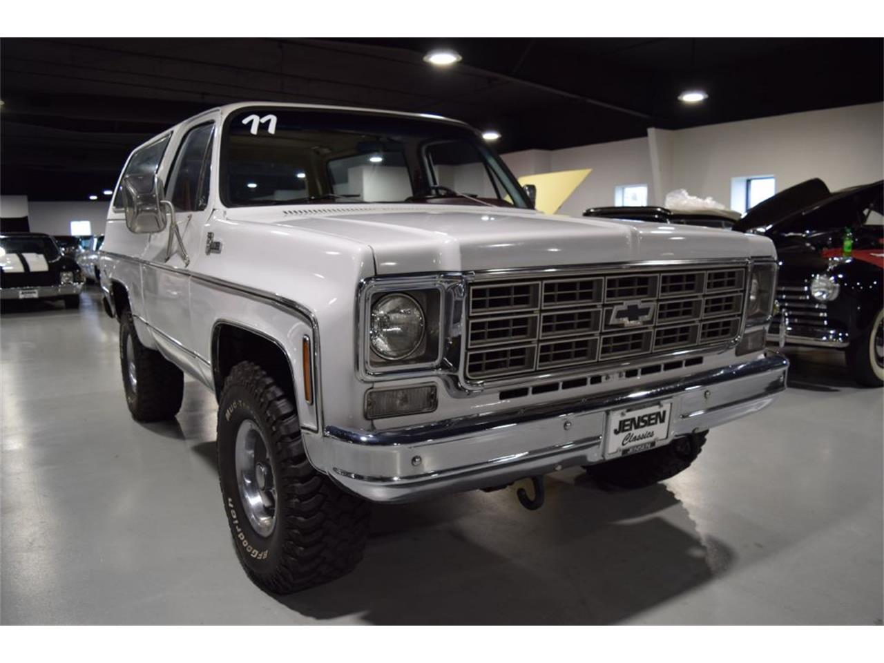 1977 Chevrolet Blazer (CC-1272279) for sale in Sioux City, Iowa