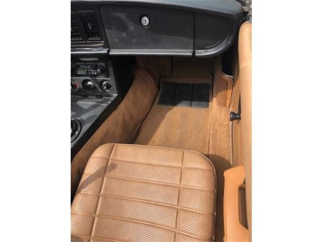 1977 MG MGB (CC-1272293) for sale in Cadillac, Michigan