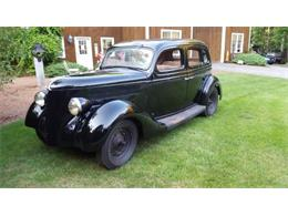 1936 Ford 4-Dr Sedan (CC-1272301) for sale in Cadillac, Michigan