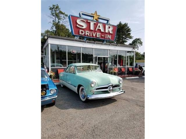 1949 Ford Custom (CC-1272302) for sale in Cadillac, Michigan