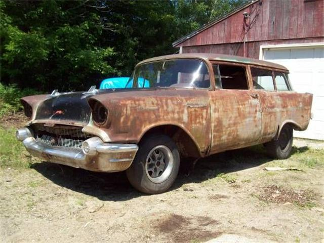1957 Chevrolet Station Wagon