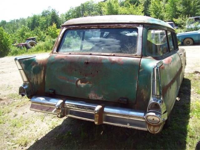 1957 Chevrolet Station Wagon (CC-1272303) for sale in Cadillac, Michigan