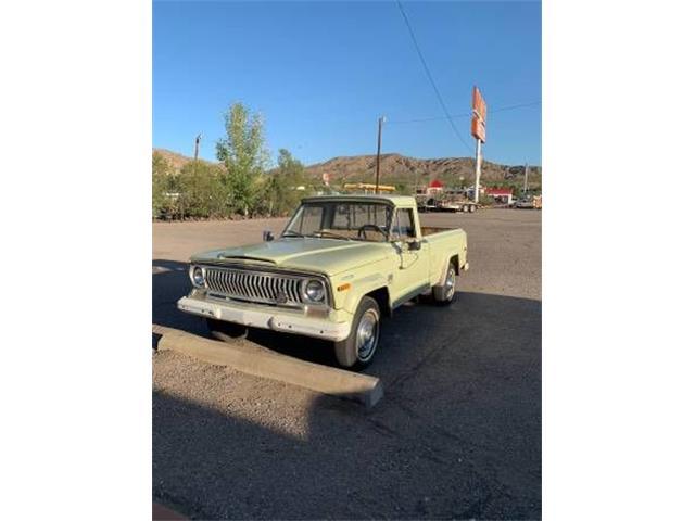 1971 Jeep Cherokee Chief (CC-1272314) for sale in Cadillac, Michigan