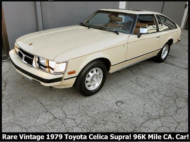 1979 Toyota Celica (CC-1272317) for sale in Cadillac, Michigan