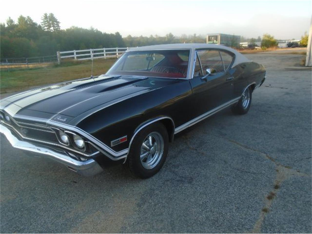 1968 Chevrolet Chevelle (CC-1272325) for sale in Cadillac, Michigan