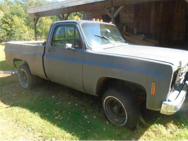 1977 Chevrolet Pickup (CC-1272327) for sale in Cadillac, Michigan