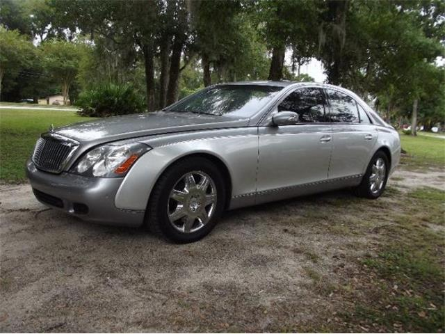 2005 Maybach 57 (CC-1272331) for sale in Cadillac, Michigan