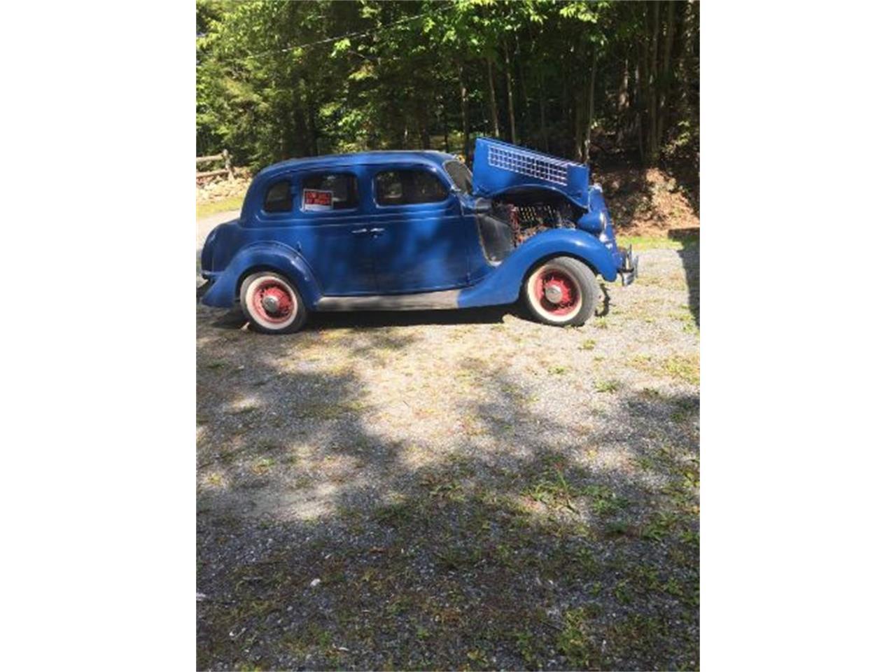 1935 Ford 4-Dr Sedan (CC-1272336) for sale in Cadillac, Michigan