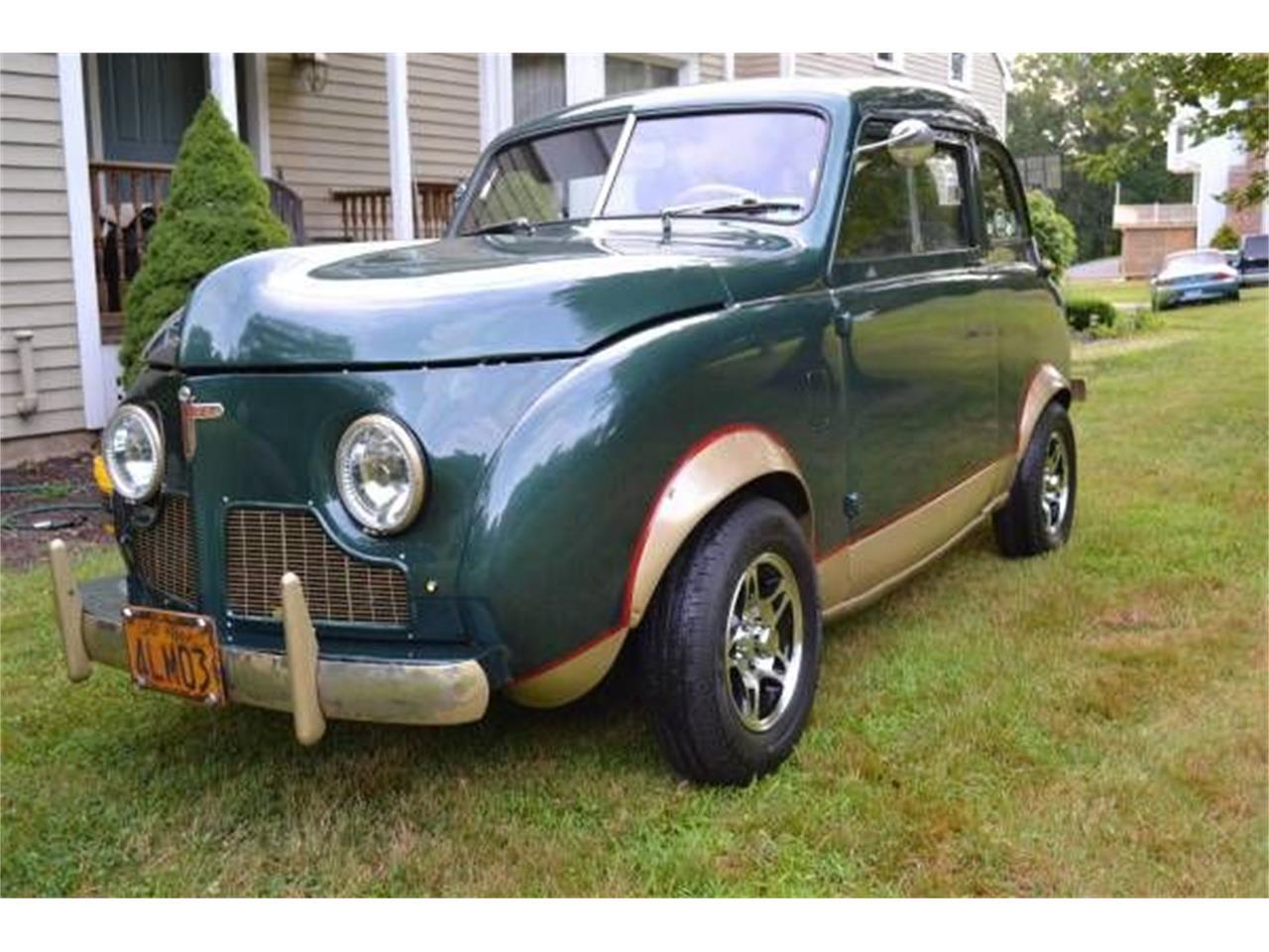 1949 Crosley Standard