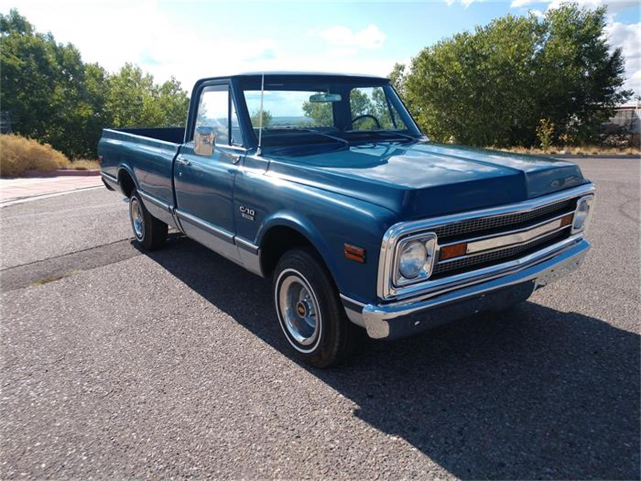 1970 Chevrolet C10 (CC-1272340) for sale in Cadillac, Michigan