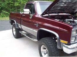 1985 Chevrolet Silverado (CC-1272341) for sale in Cadillac, Michigan