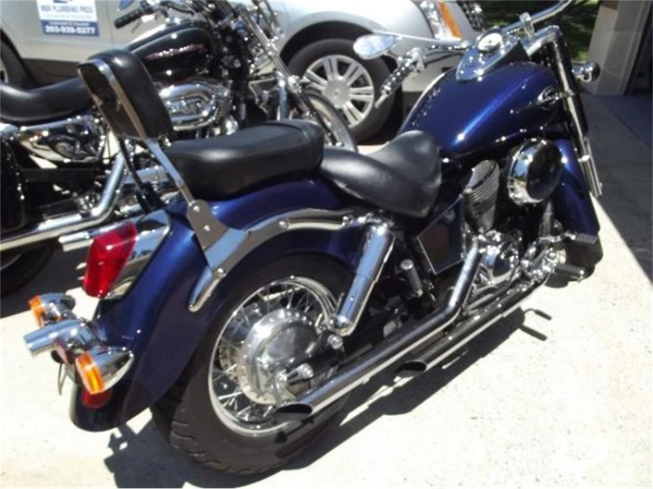 2002 Honda Motorcycle (CC-1272343) for sale in Cadillac, Michigan