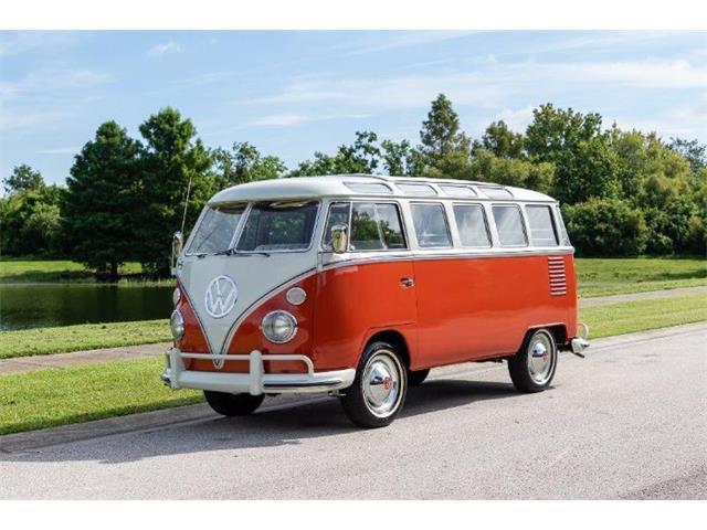 1963 Volkswagen Bus (CC-1272345) for sale in Cadillac, Michigan