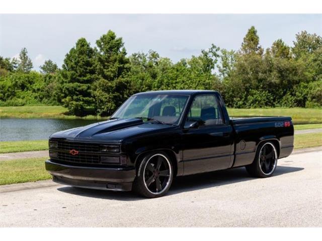 1990 Chevrolet 1500 (CC-1272346) for sale in Cadillac, Michigan