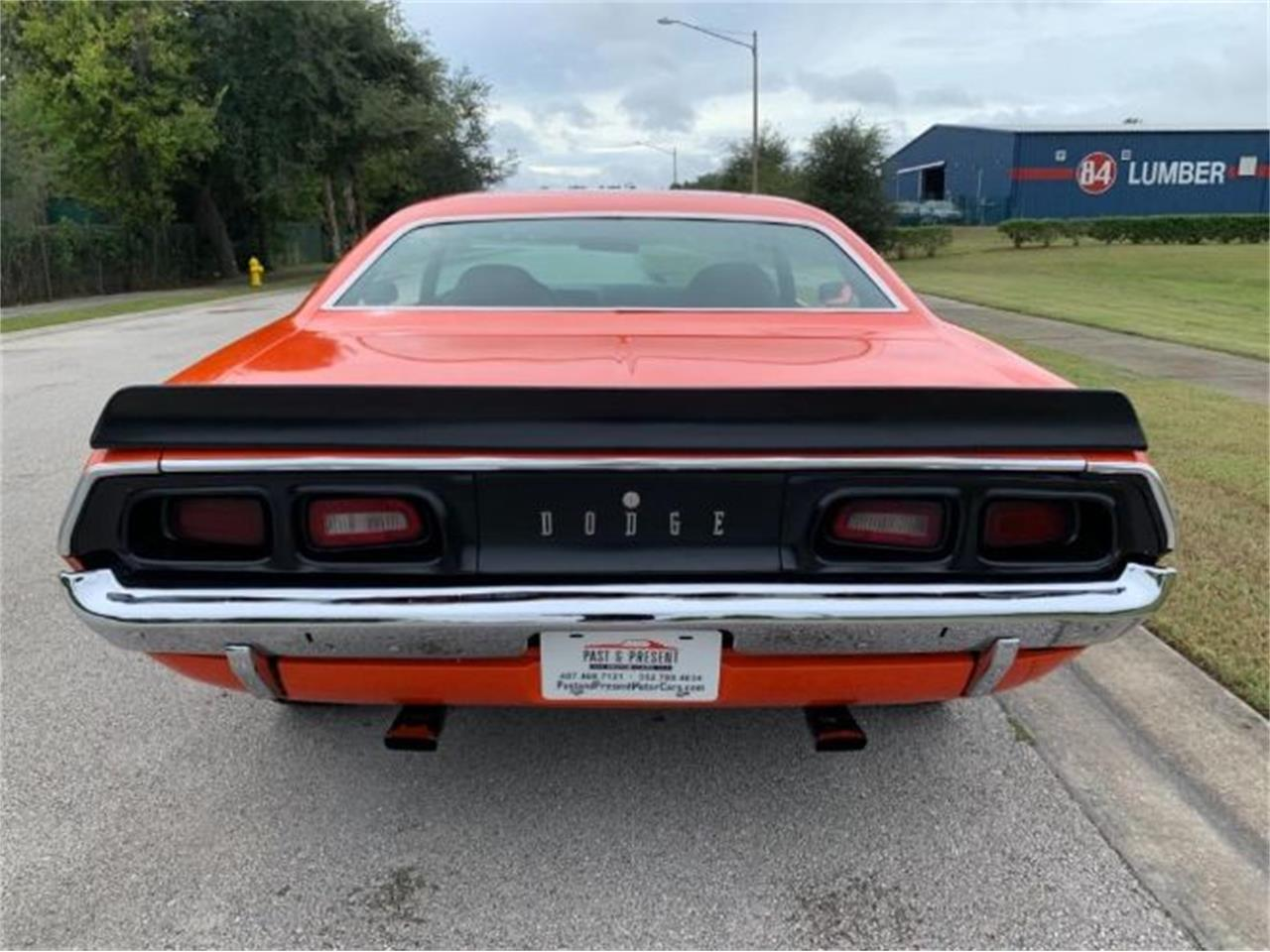 1972 Dodge Challenger (CC-1272348) for sale in Cadillac, Michigan