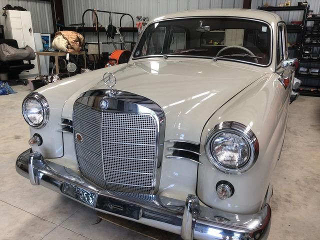 1961 Mercedes-Benz 190 (CC-1272352) for sale in Jensen Beach, Florida