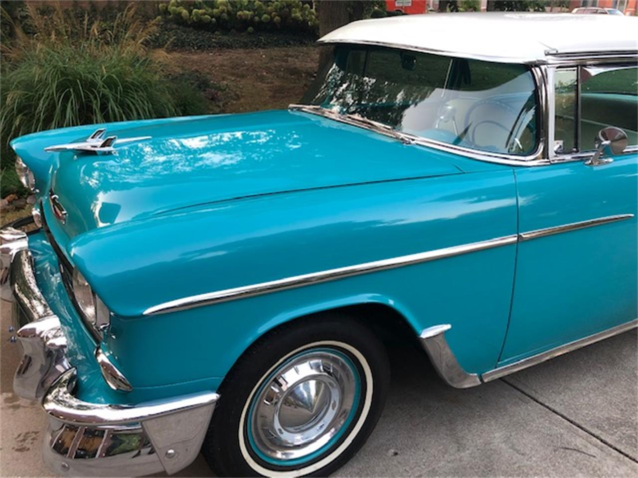 1955 Chevrolet Bel Air (CC-1272366) for sale in Indianapolis, Indiana