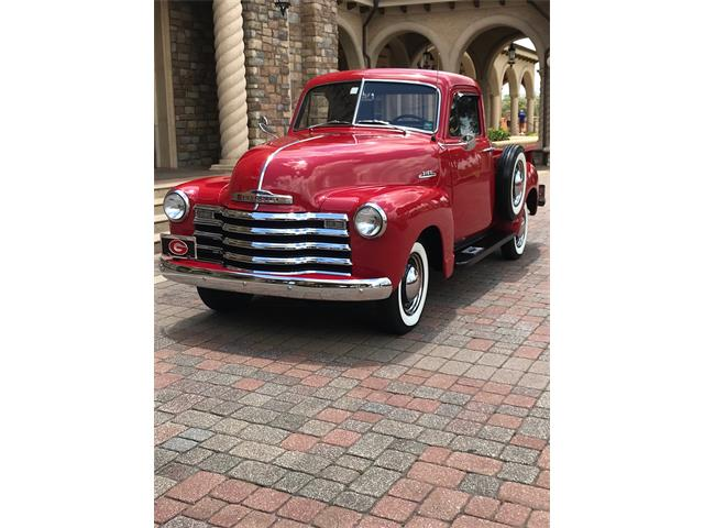 1953 Chevrolet Pickup (CC-1272377) for sale in Ponte Vedra Beach, Florida