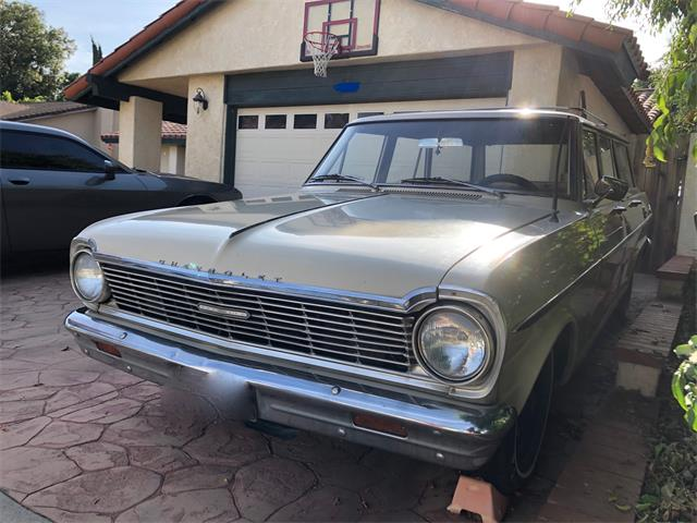1965 Chevrolet Chevy II Nova (CC-1272399) for sale in Simi Valley, California