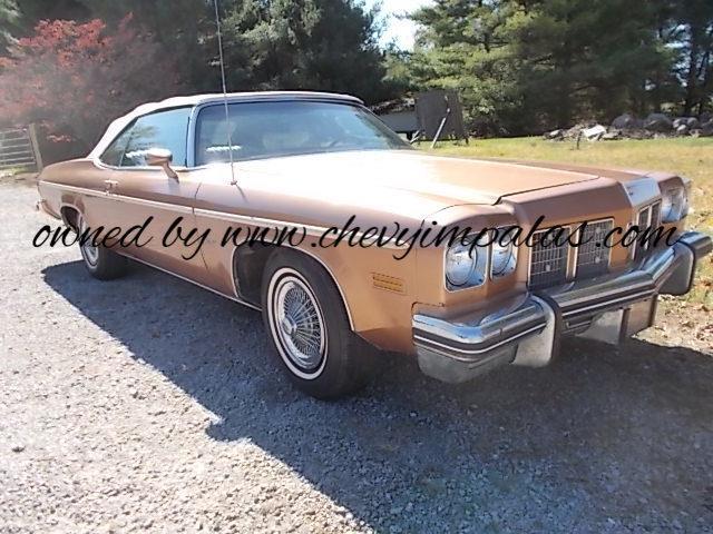 1975 Oldsmobile Delta 88 (CC-1272400) for sale in Creston, Ohio