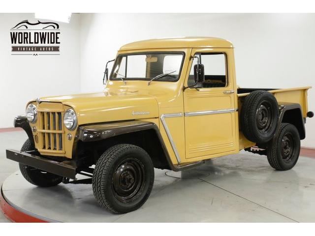 1963 Jeep Willys (CC-1270241) for sale in Denver , Colorado