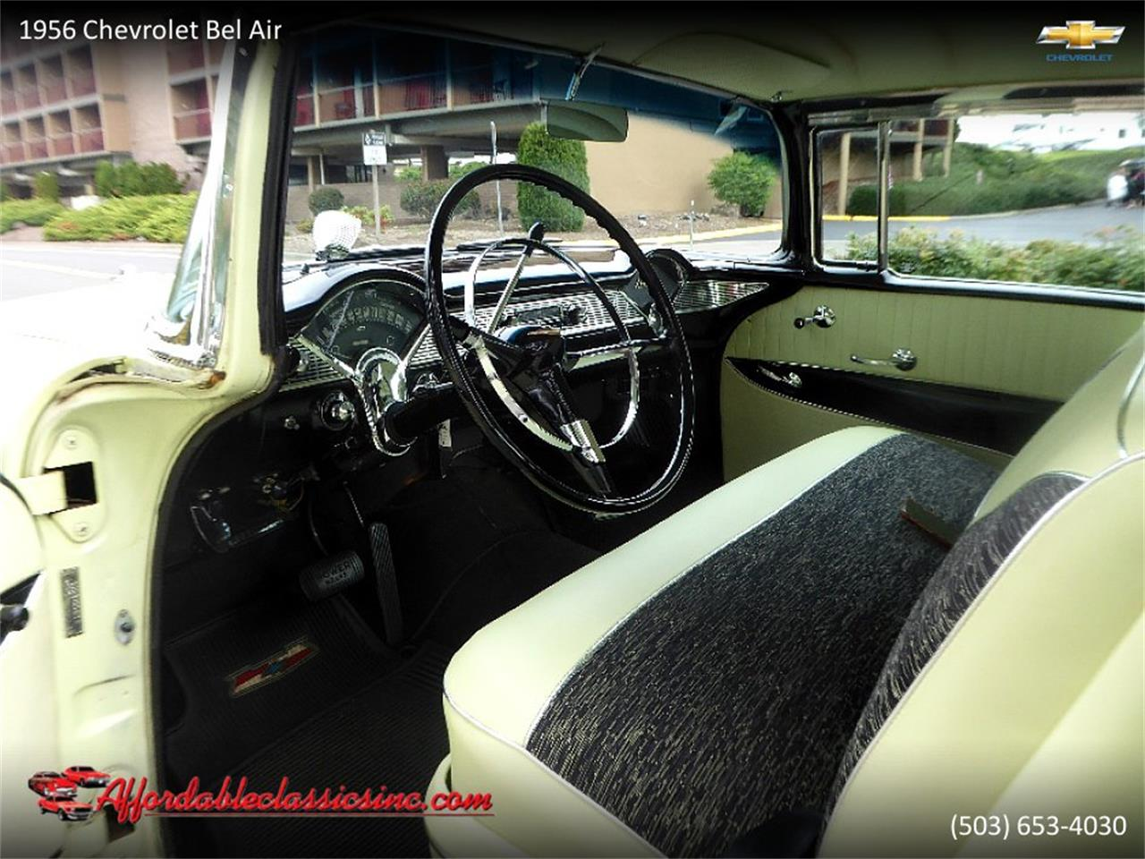 1956 Chevrolet Bel Air (CC-1272419) for sale in Gladstone, Oregon